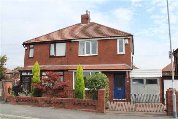 3 bedroom semi detached house for sale in mough lane chadderton