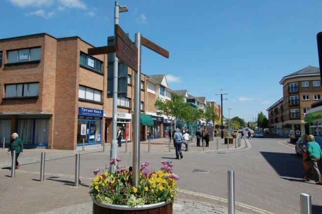 Local shops an...