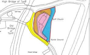 Tarff Church - Williamson and Henry