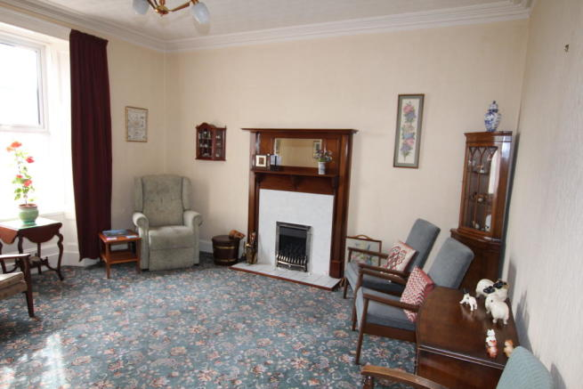Cluny, 5 Livingstone Place, Lockerbie - Williamson