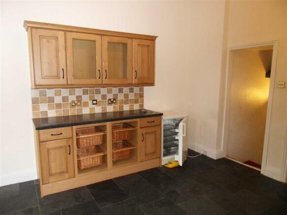 Dining Kitchen (additional photo)