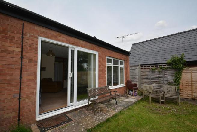 Patio Doors from Lounge