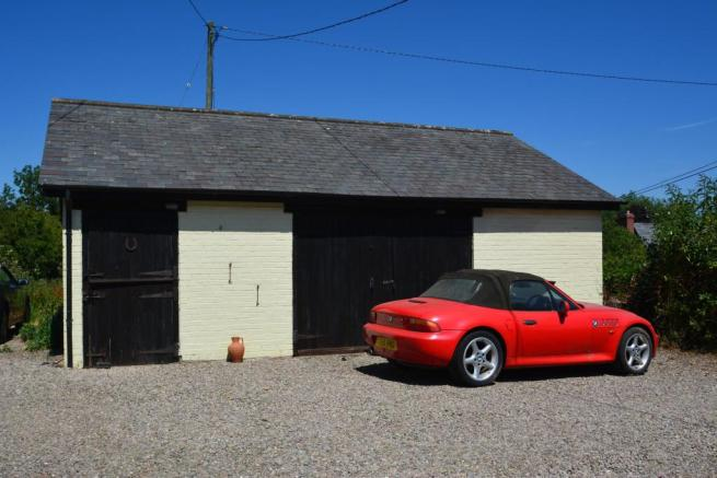 Garage and Stable
