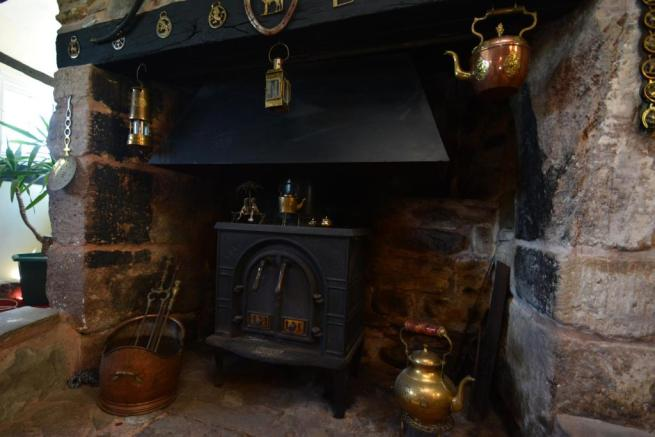 Fire Place - Decorative