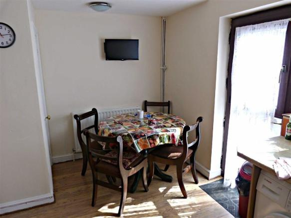Dining area photo
