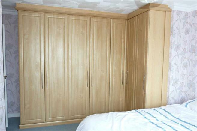 Bedroom one photo