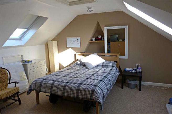 Bedroom four/loft room