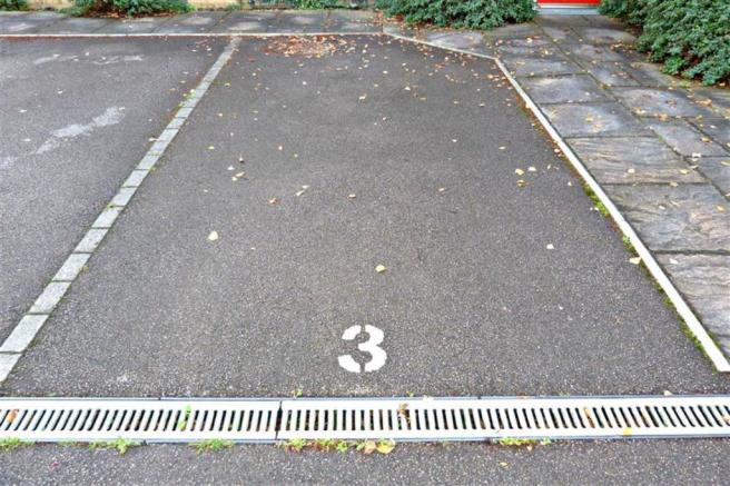 Allocated parking photo