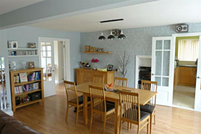 Dining area continued