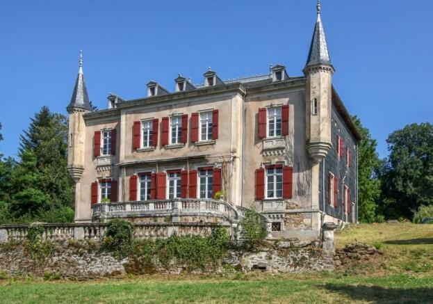 12 bedroom castle for sale in Midi-Pyrénées, Tarn, Rouairoux