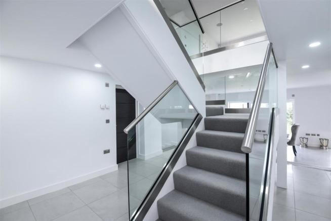 Galleried Stair