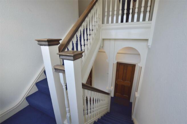Communial stairwell