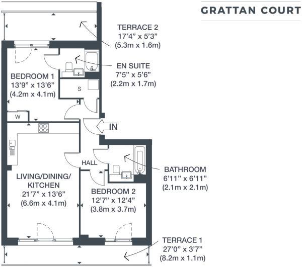 Plot 65 Floor Plan