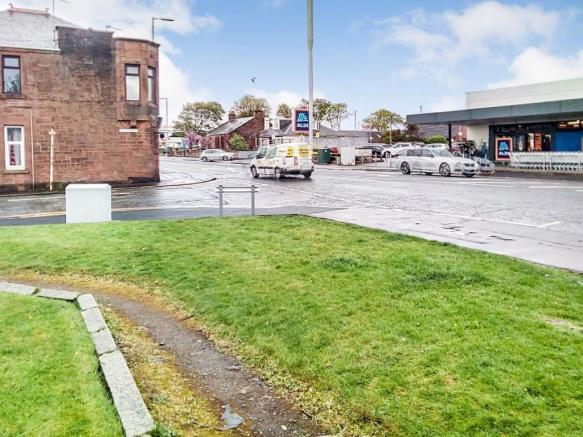 Land for sale in Land at Ayr Road/Lilybank Road, Prestwich KA9 1SH, KA9