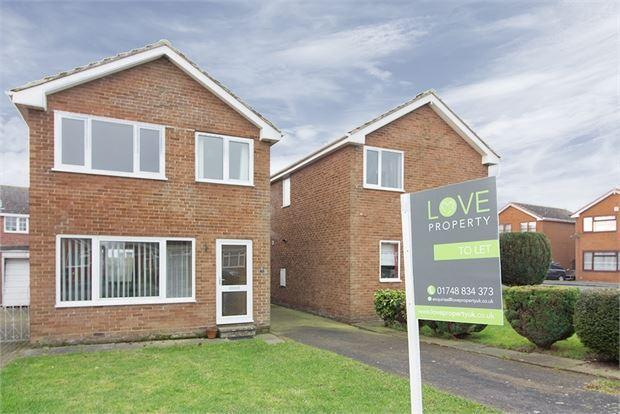 3 Bedroom House To Rent In Brough Meadows Catterick