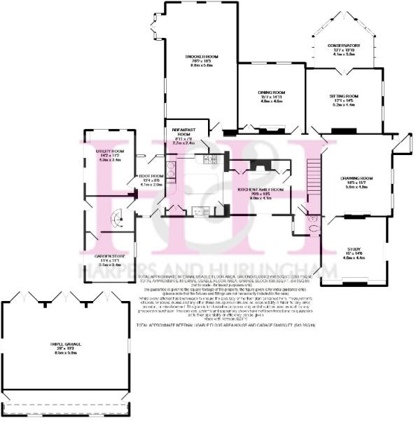 Floor Plan, Ground Floor