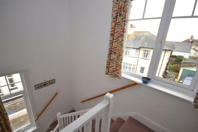 Staircase / Entrance