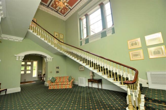 Grand Entrance