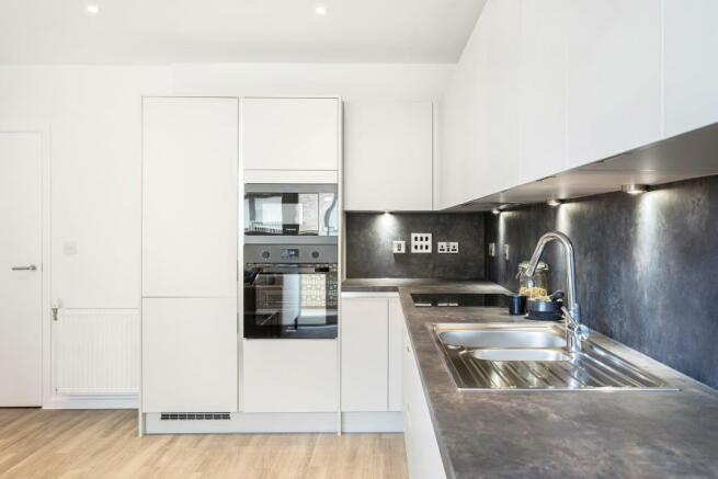 Plot 222 - Kitchen