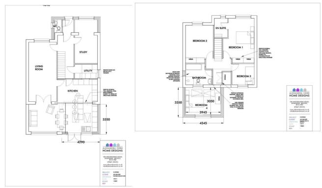 Planning Passed For Proposed Floorplans