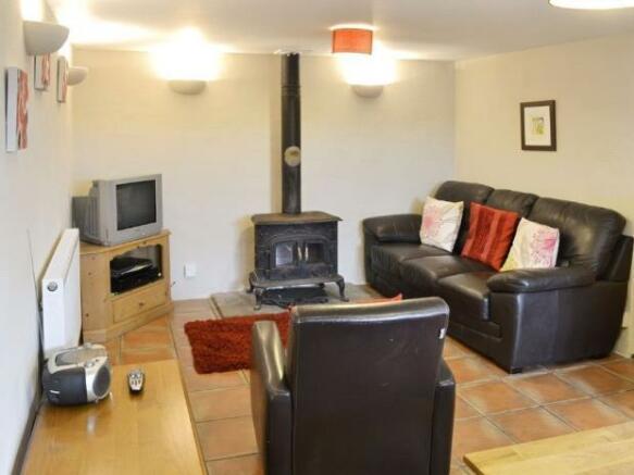 Lakewell Barn Lounge