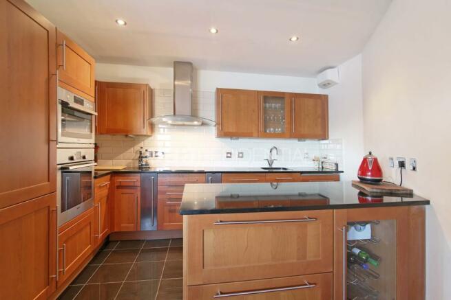 Trafalgar Court Kitchen