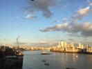 River View to Canary Wharf