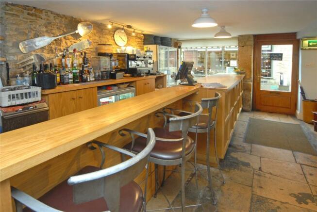 Bar/Servery