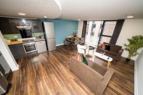 Photo of Gatecrasher Apartments, Arundel Street, Sheffield, S1