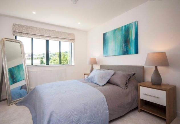 Bed 2 Showhome