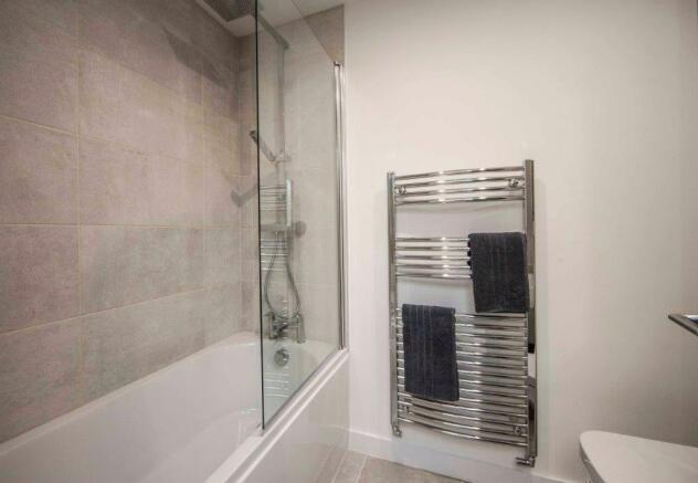 Bathroom Showhome