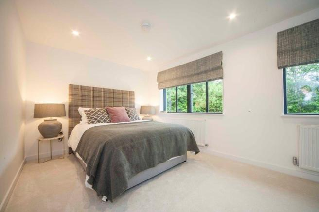 Master Bed Showhome
