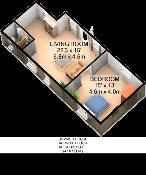 Summerhouse Plan