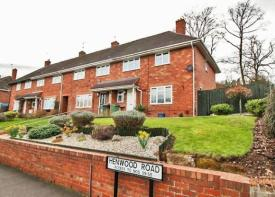 Photo of Henwood Road, Compton, Wolverhampton, West Midlands, WV6