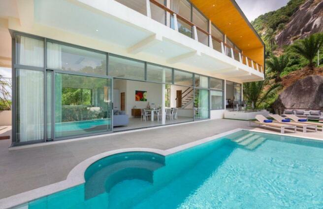3 Bedroom Villa For Sale In Koh Samui Thailand