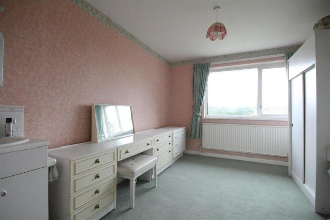 DRESSING ROOM (formerly bedroom four)