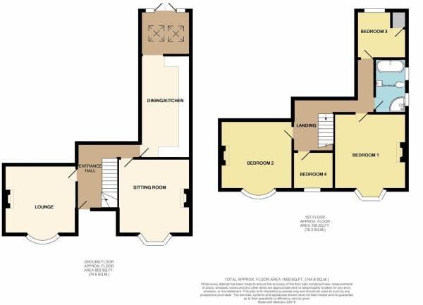 Bathroom Floor Plans 6x9 with Separate Tub and Shower
