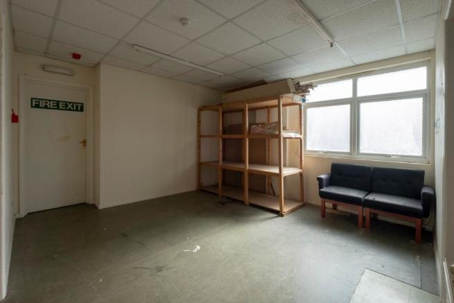 1st Floor Room