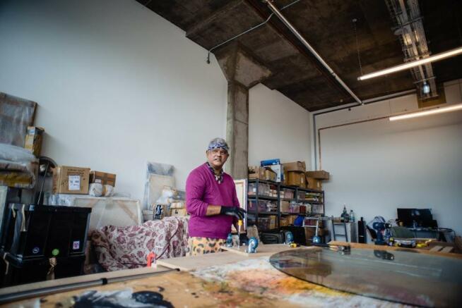 Large-Sized Studio