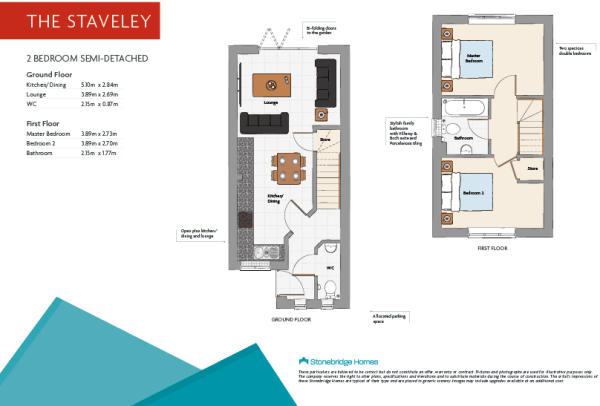 Staveley Floorplans
