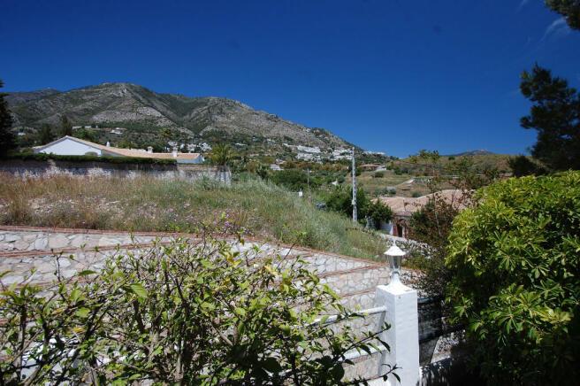 Mijas village view