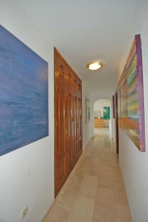 Enter private suite
