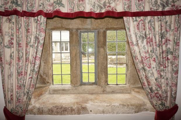 Window in lounge