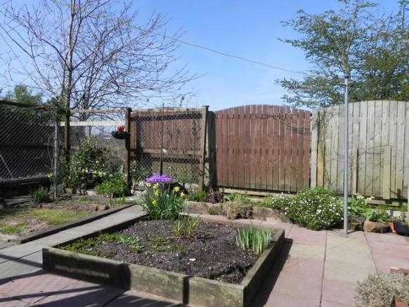 2nd back garden (Property Image)