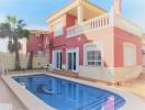 Villa for sale in Murcia, Bolnuevo