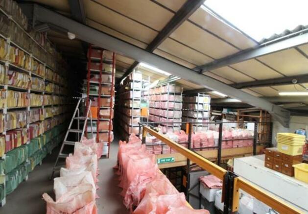 Internal warehous...