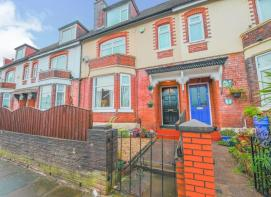Photo of Acresfield Road, Salford, M6