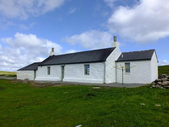 1 Bedroom Detached House For Sale In Easterhouse, Yell