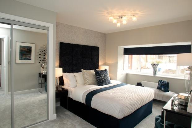 Typical bedroom 1