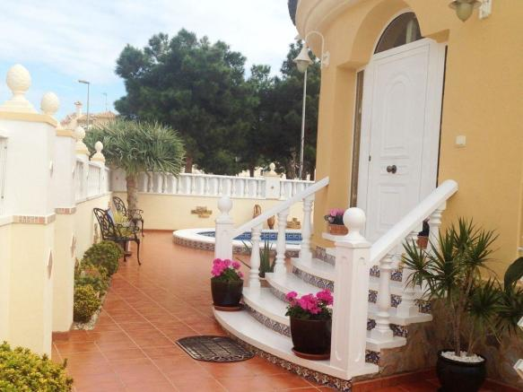 4 bedroom Detached villa in Los Alcázares, Murcia